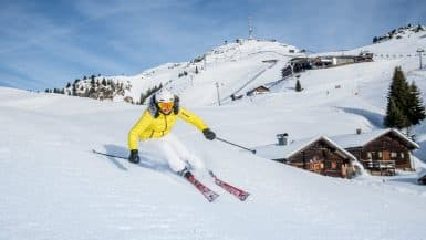 Best Ski Resorts Austria