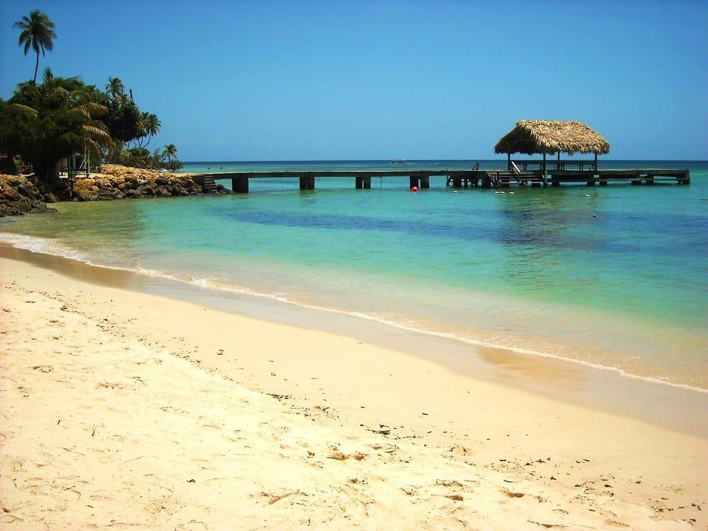 best beaches Caribbean