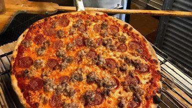 Pizza in Connecticut