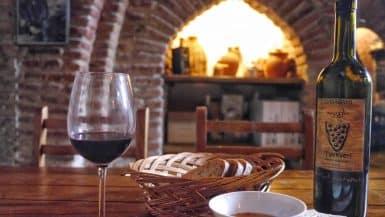 wine bars Tbilisi