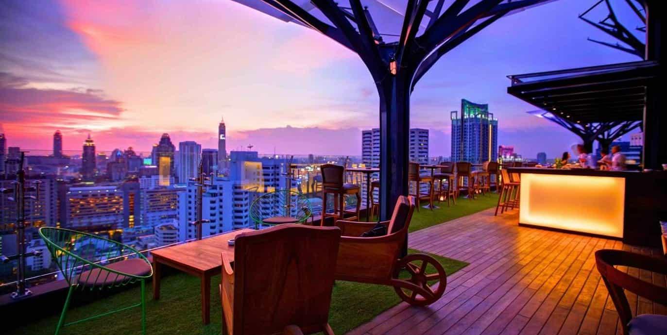 Most Instagrammable Restaurants In Bangkok