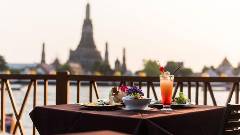 romantic hotels Bangkok