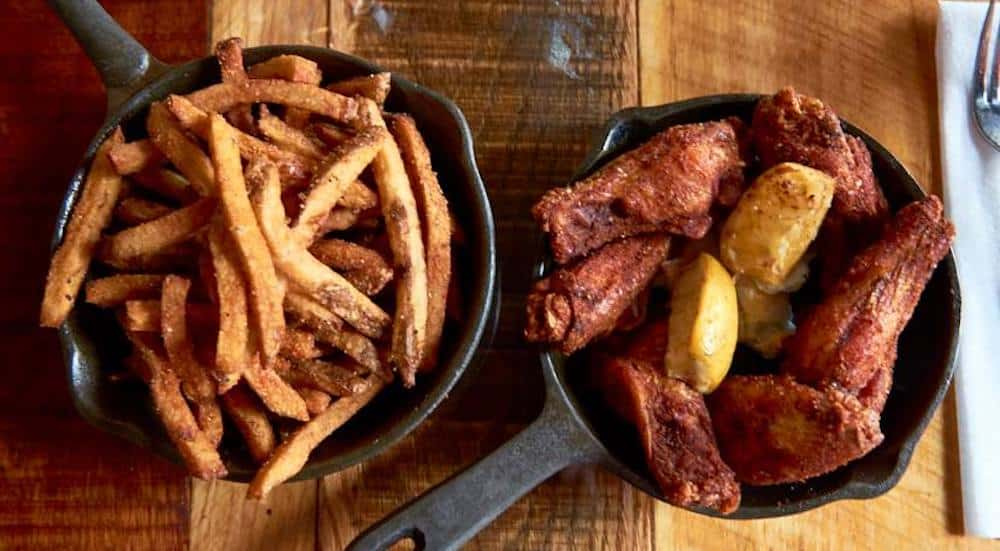 Where to Eat Chicken Wings in Toronto