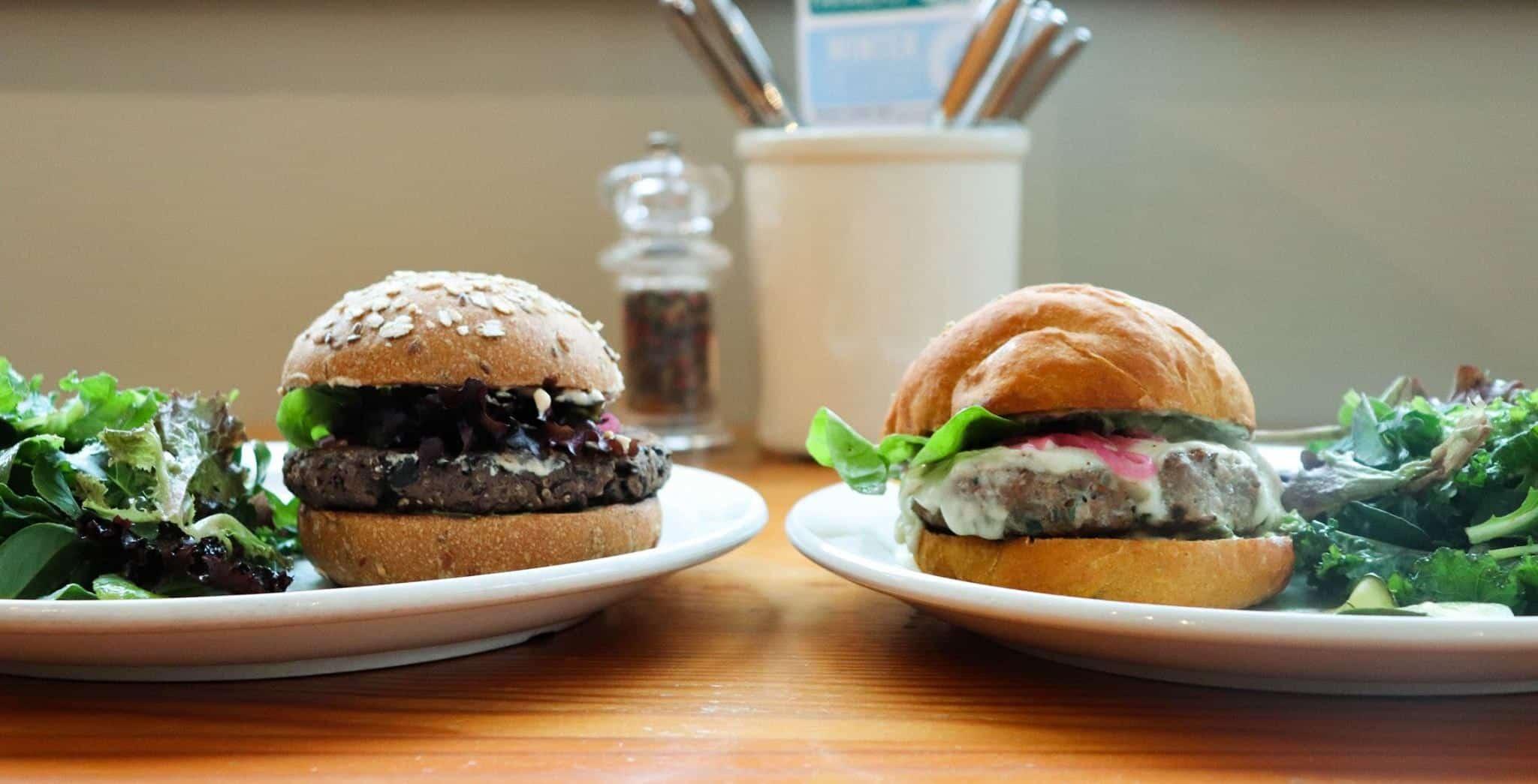 Best Vegan Burger in the Twin Cities