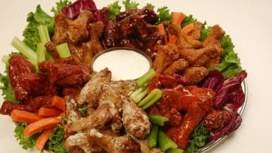 Best Chicken Wings In Houston