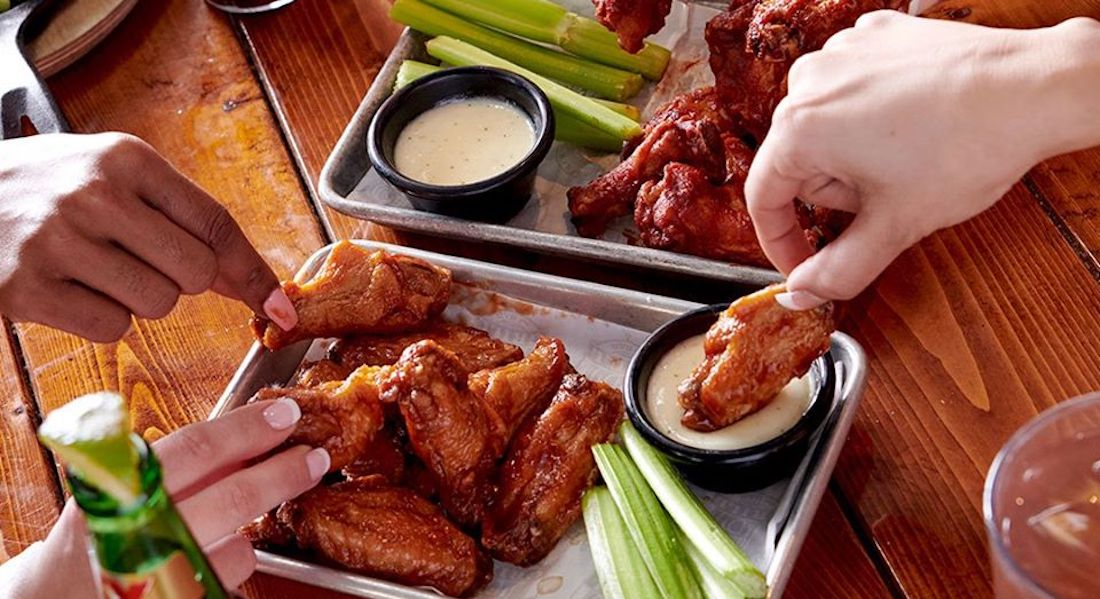 Game Day Wings in Fort Worth