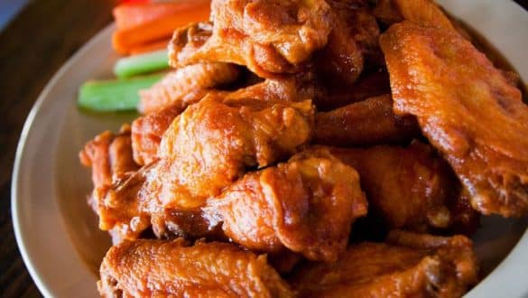 Fort Worth Chicken Wings