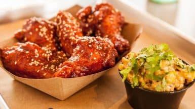 Best Chicken Wings In Austin