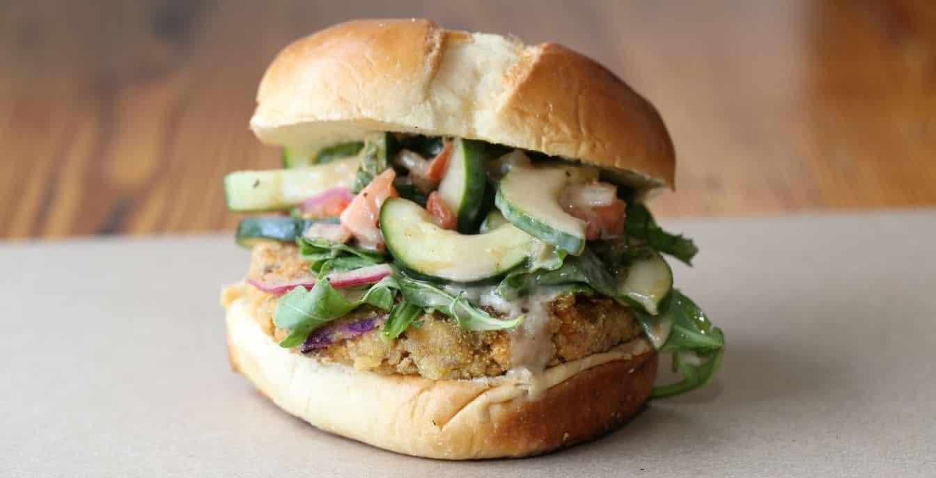 Best Vegan Burgers in the United States