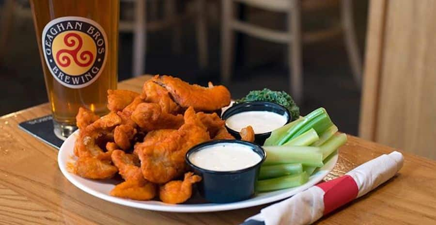 Best Maine Chicken Wings