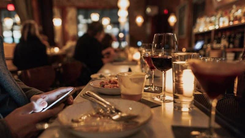 Best Restaurants For Valentine's Day In Boston