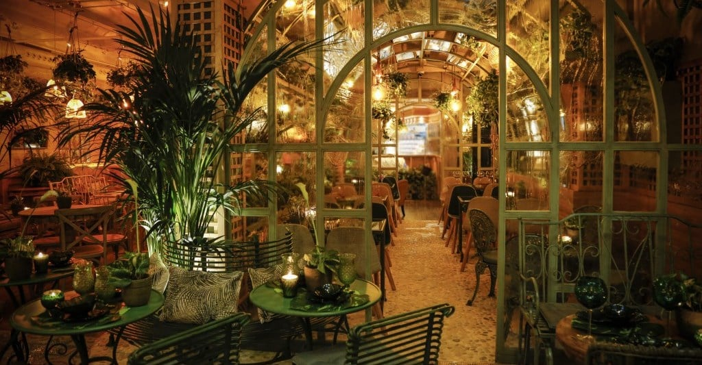 Most Romantic Restaurants in Madrid