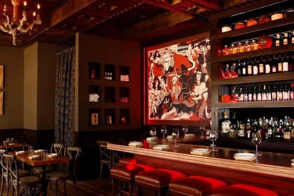 Most Romantic Restaurants in Philadelphia