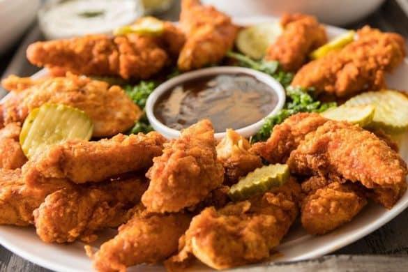 Lexington Chicken Wings