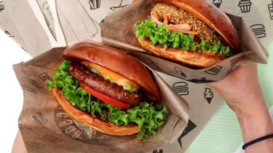 Best Vegan Burgers in Europe