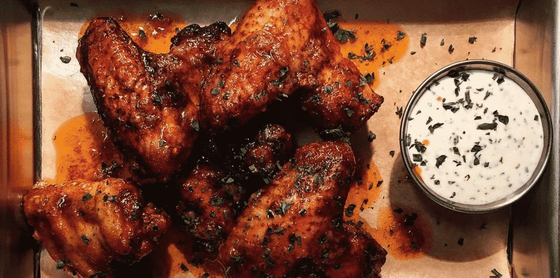 Best Chicken Wings in Sweden
