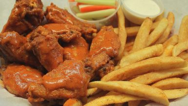 Best Chicken Wings In Dallas