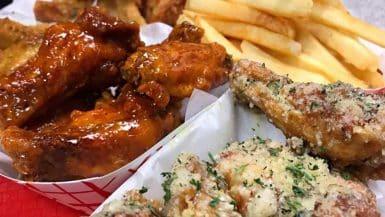 Missouri chicken wings