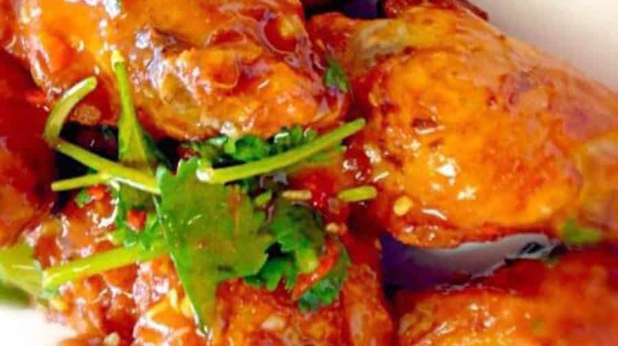 Thai Chicken Wings in Kentucky