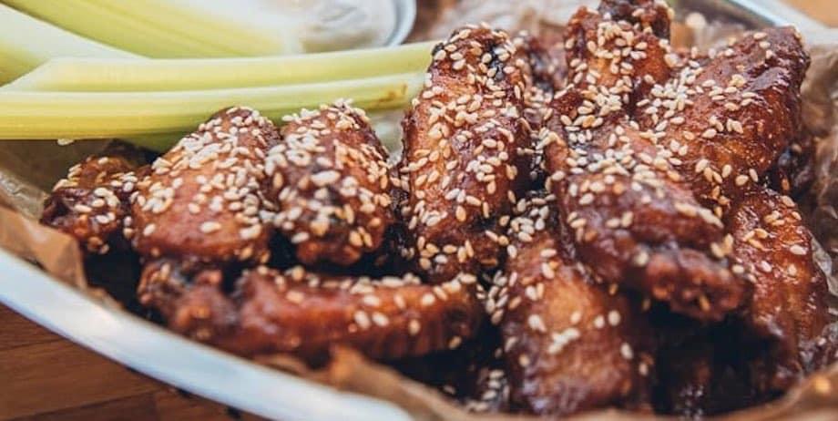 Sweden Chicken Wings