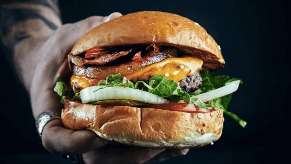 Burgers In Israel