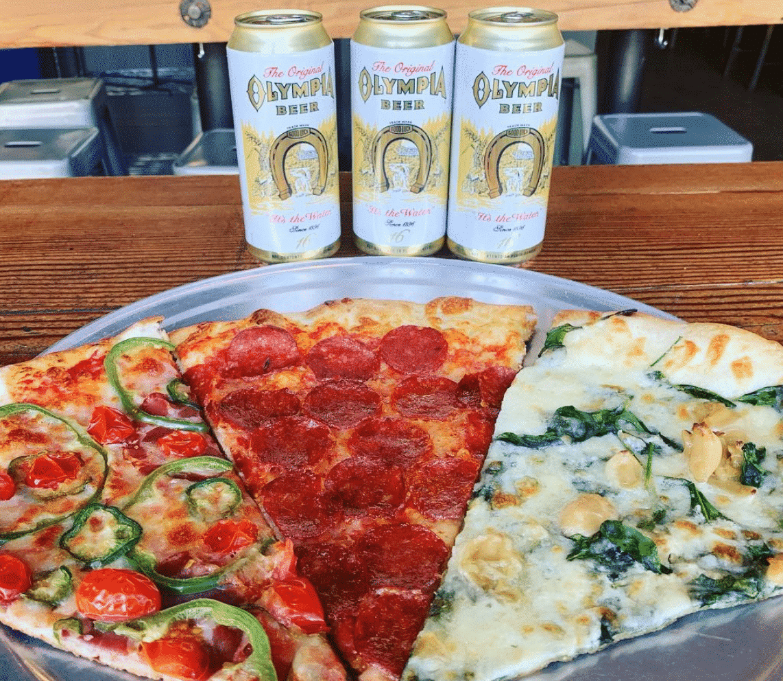 Washington State pizza