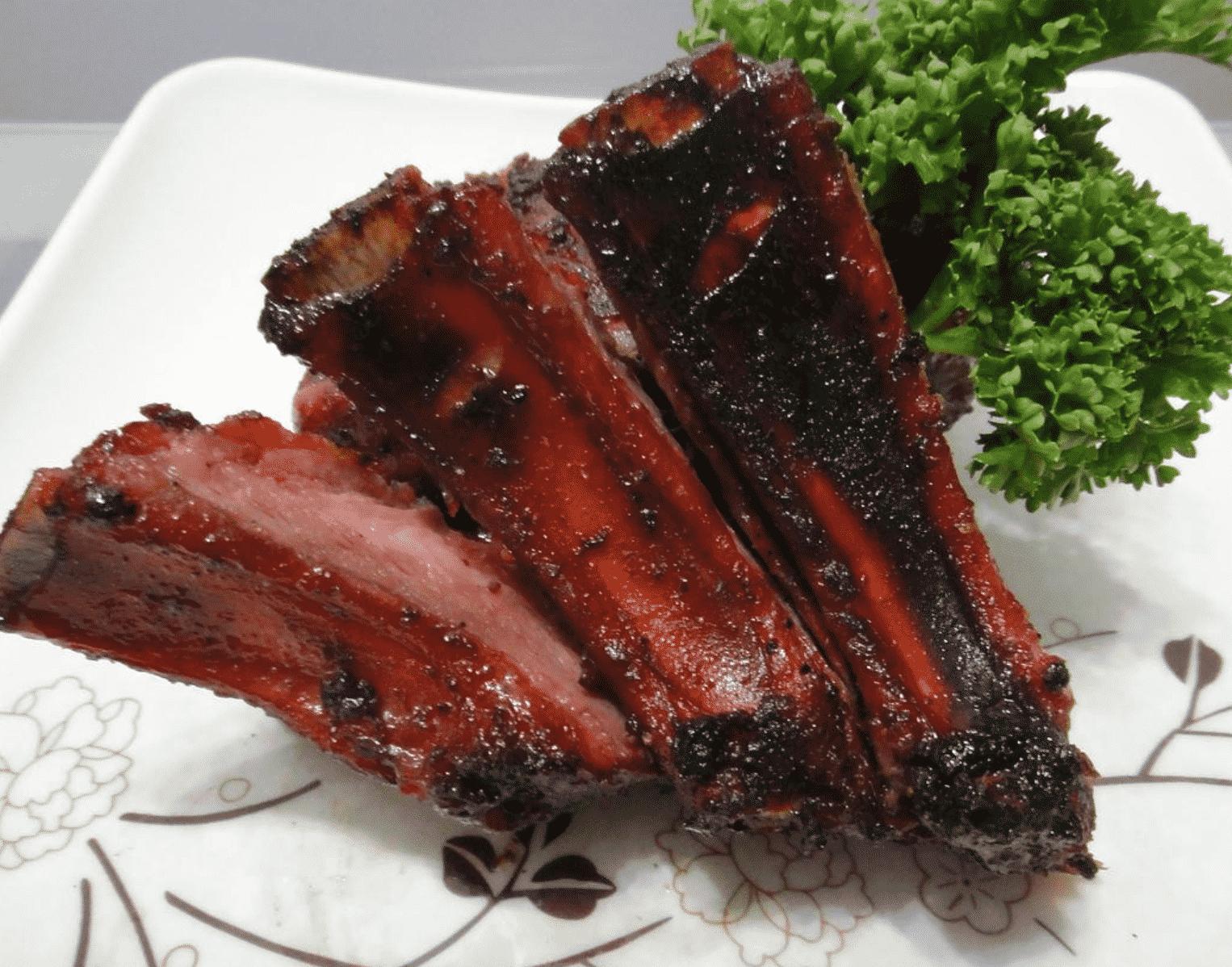 South Dakota ribs