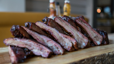 South Carolina ribs