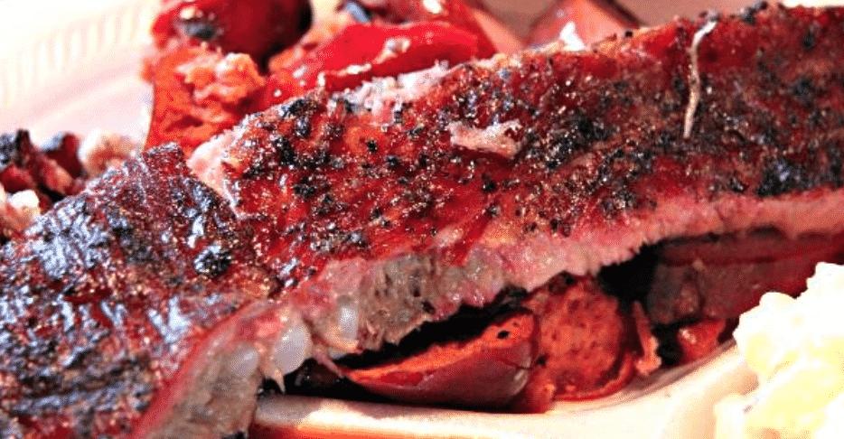 Oklahoma City ribs