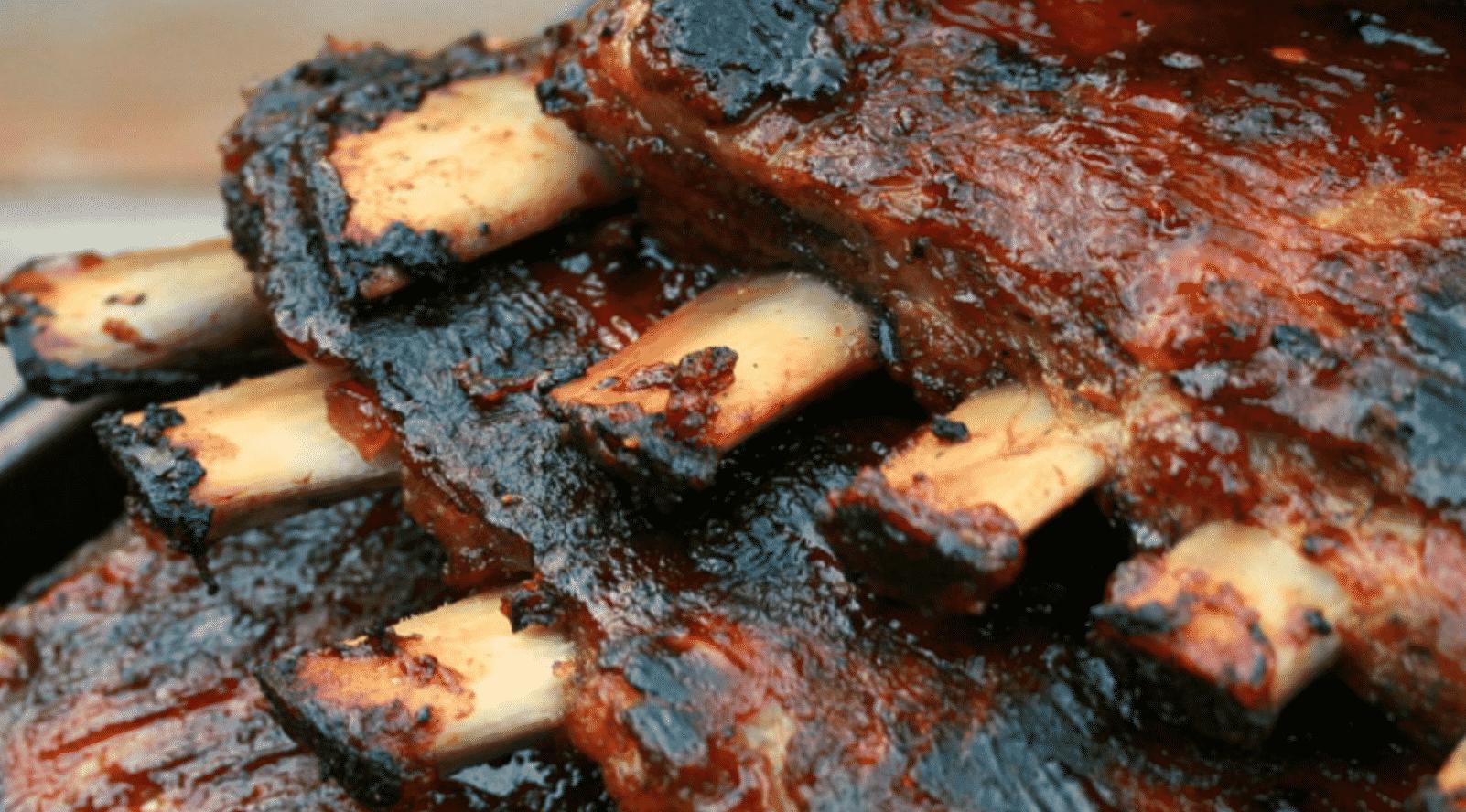 New Jersey ribs