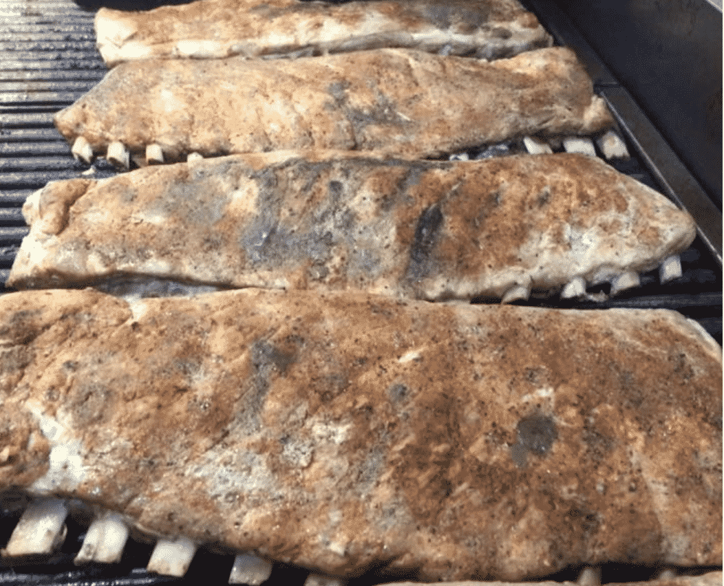 Baltimore ribs