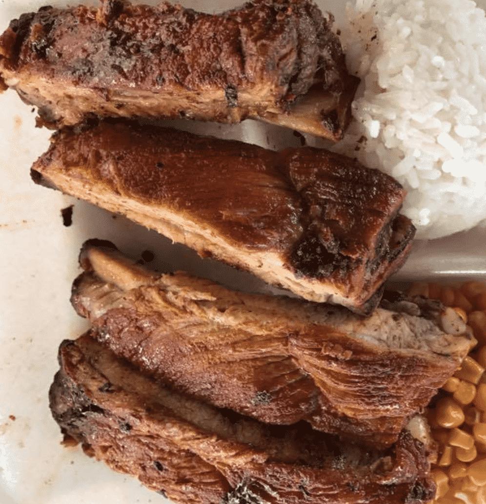 Hawaii ribs