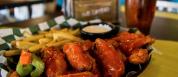 Alabama chicken wings