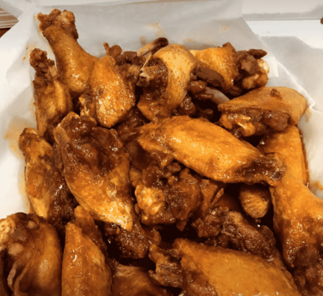 Denver chicken wings