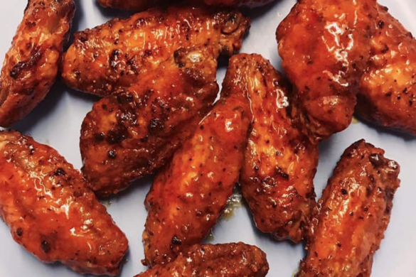 Delaware chicken wings