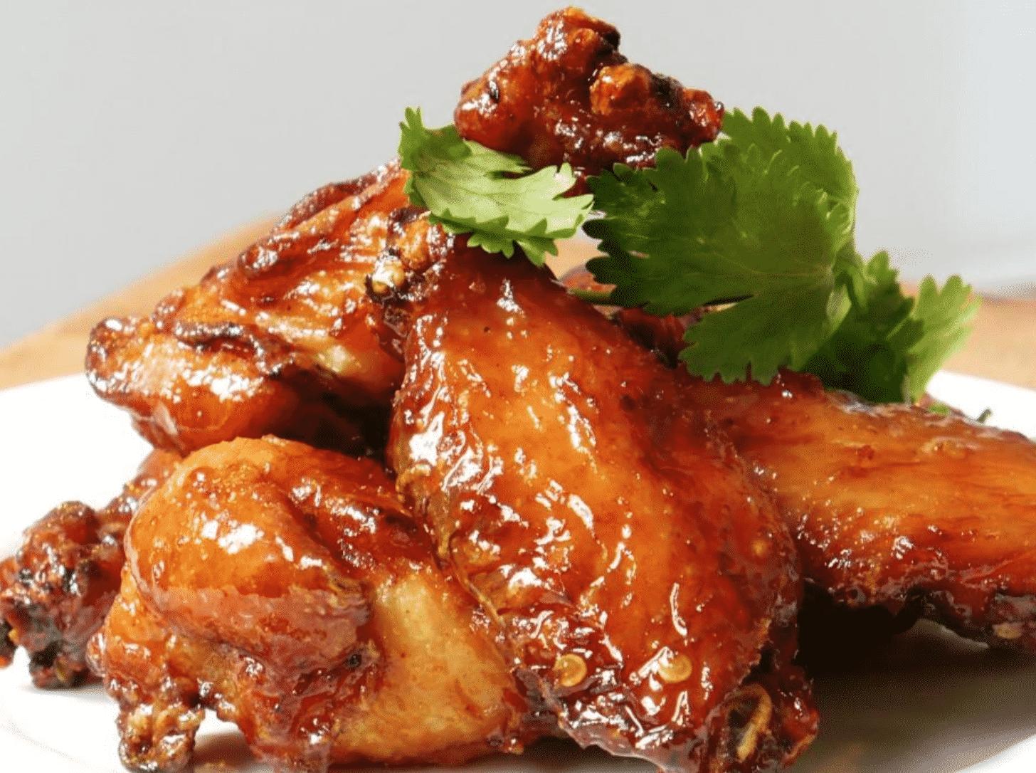 Delaware chicken wings