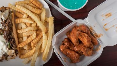 Atlanta chicken wings