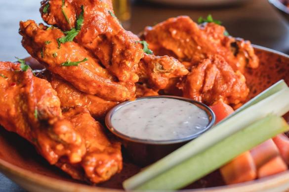 Idaho chicken wings