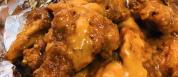 Louisville chicken wings