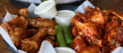 New Hampshire chicken wings