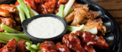 South Carolina chicken wings