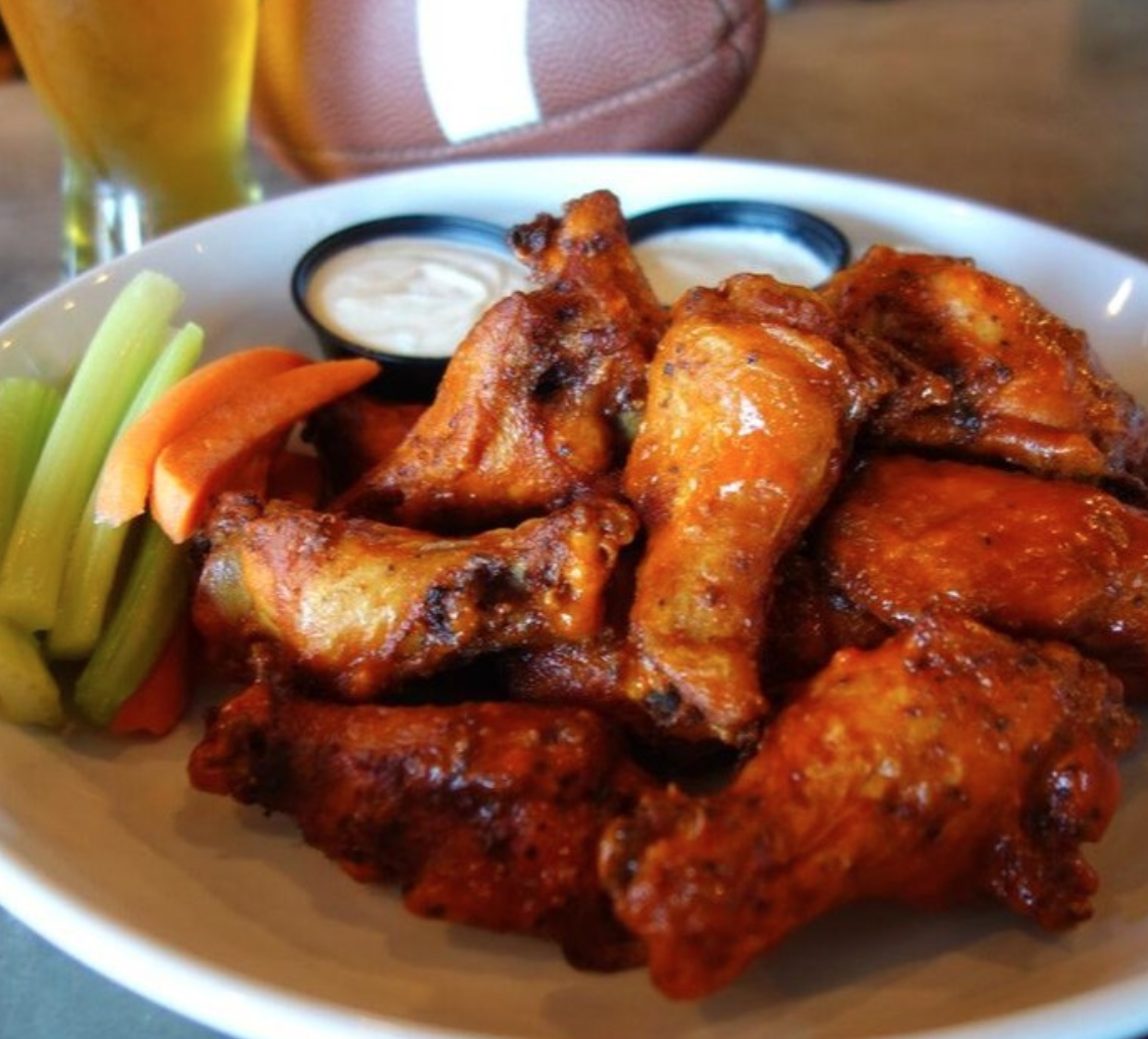 Albuquerque chicken wings