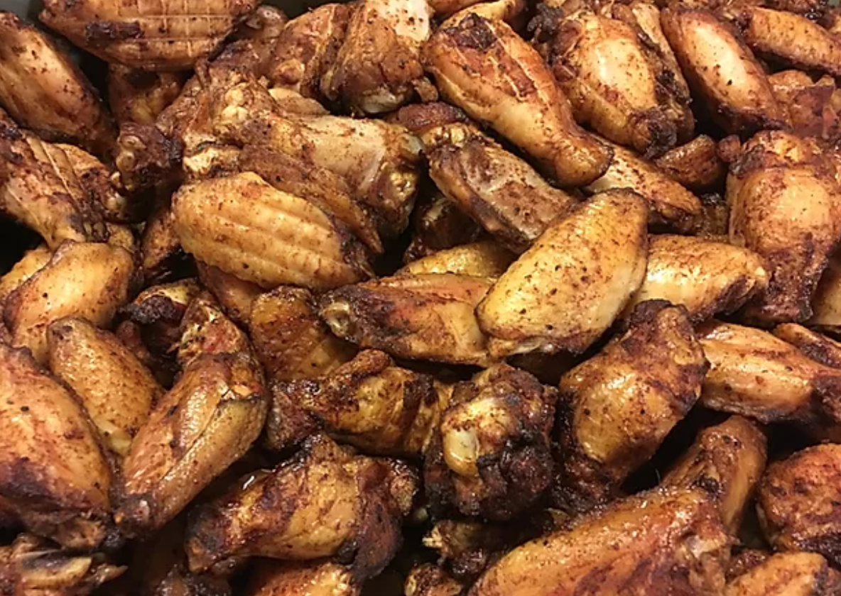 Washington DC chicken wings