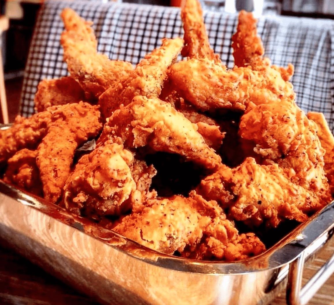 Leeds Chicken wings