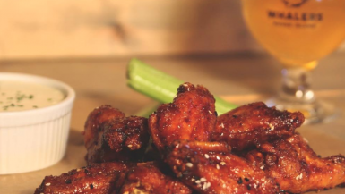 Rhode Island Chicken wings
