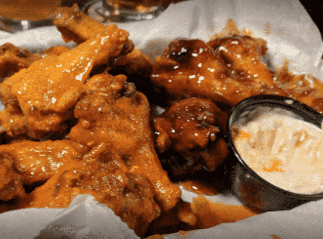 Minneapolis Chicken wings