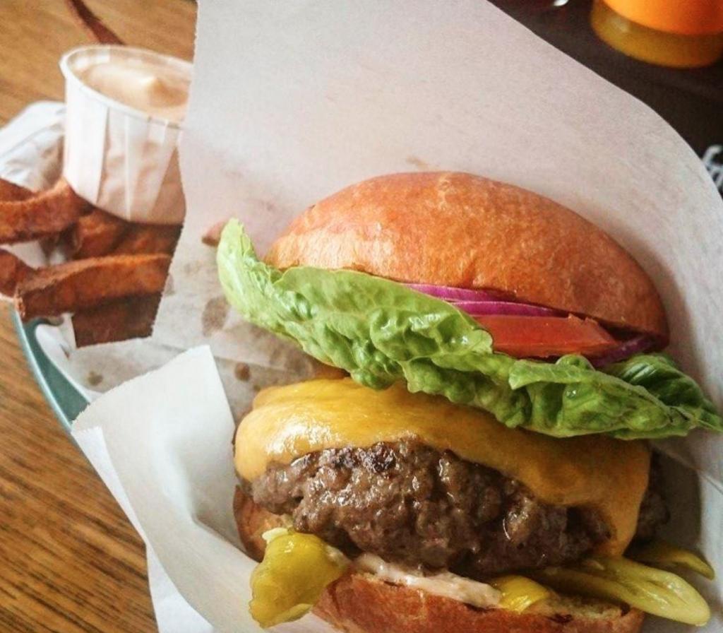 the best burgers Norway