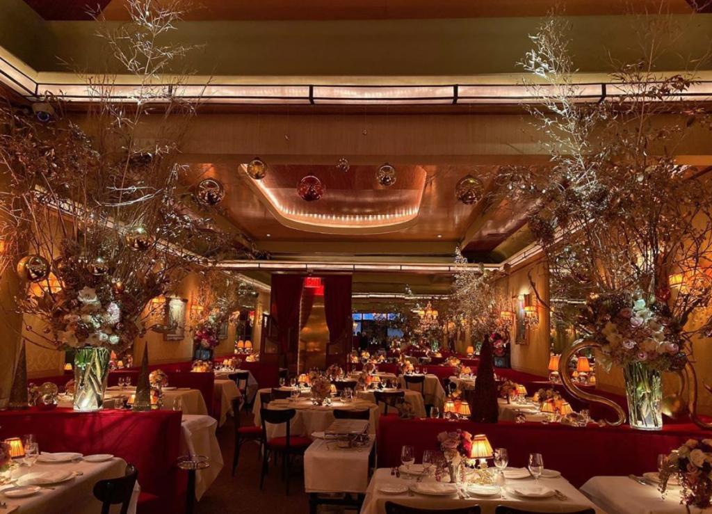most romantic restaurants in the world.