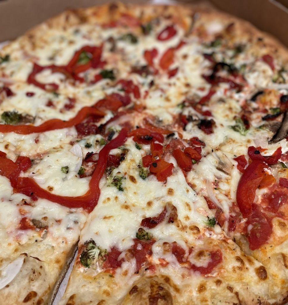 best pizza in Georgia