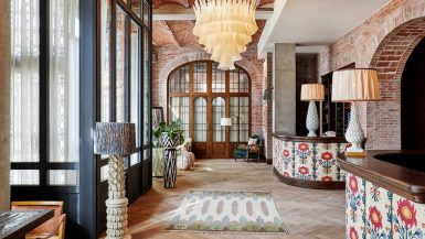 romantic hotels Barcelona